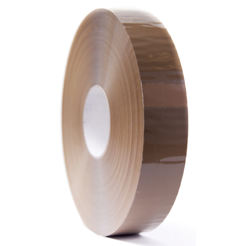 48mm x 990m Machine Tape (Brown)