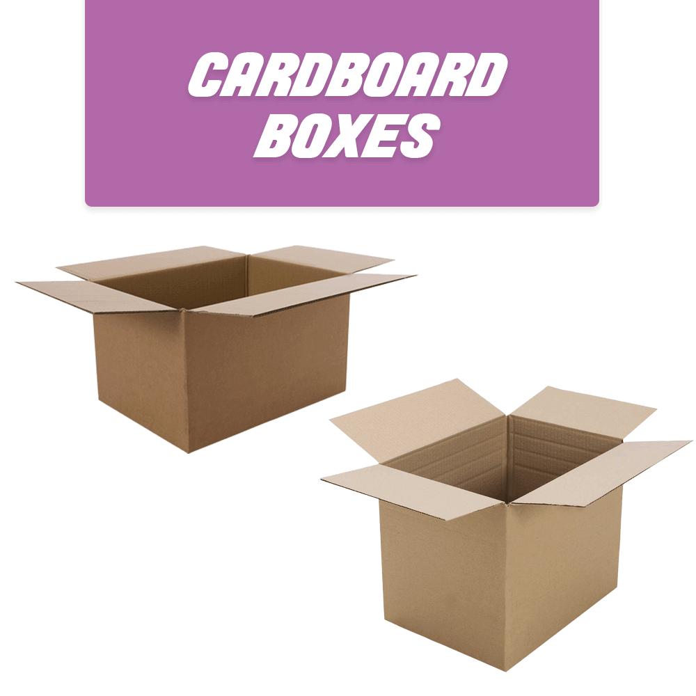 Cardboard Boxes Leeds