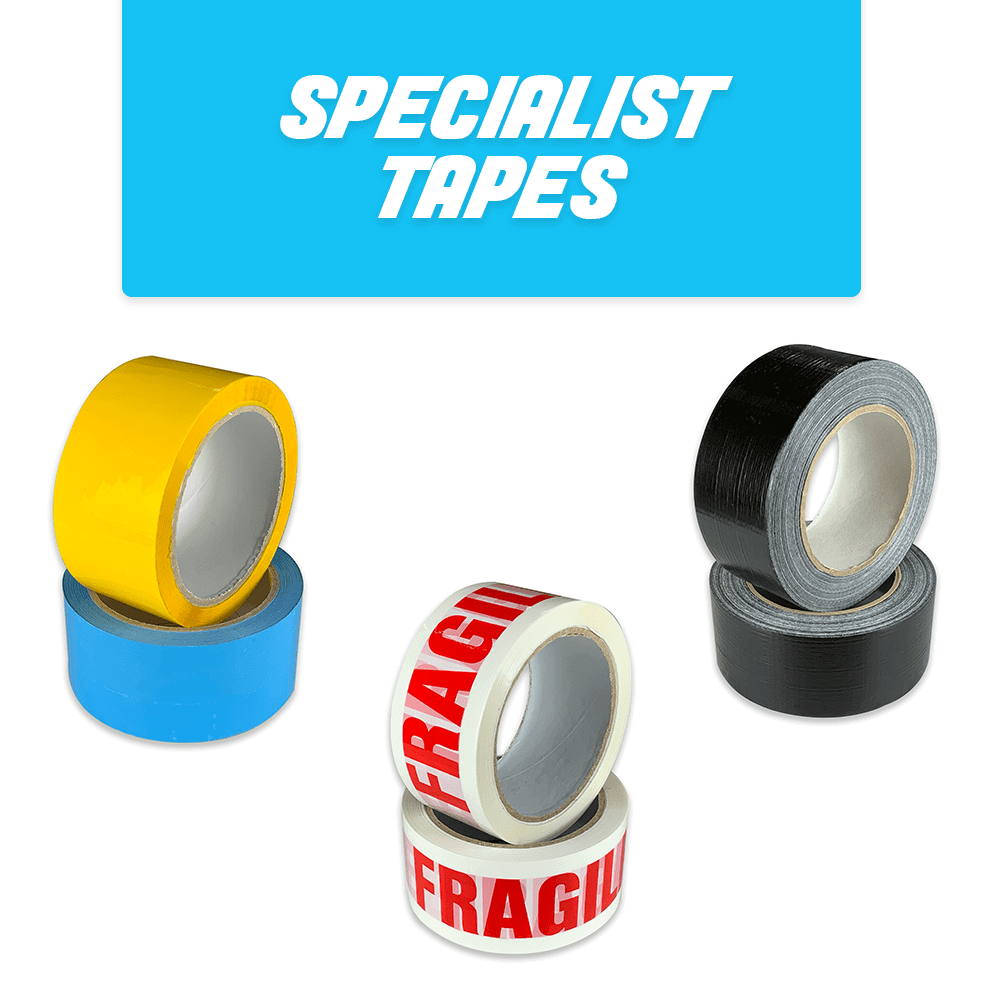 Specialist Packaging Tape