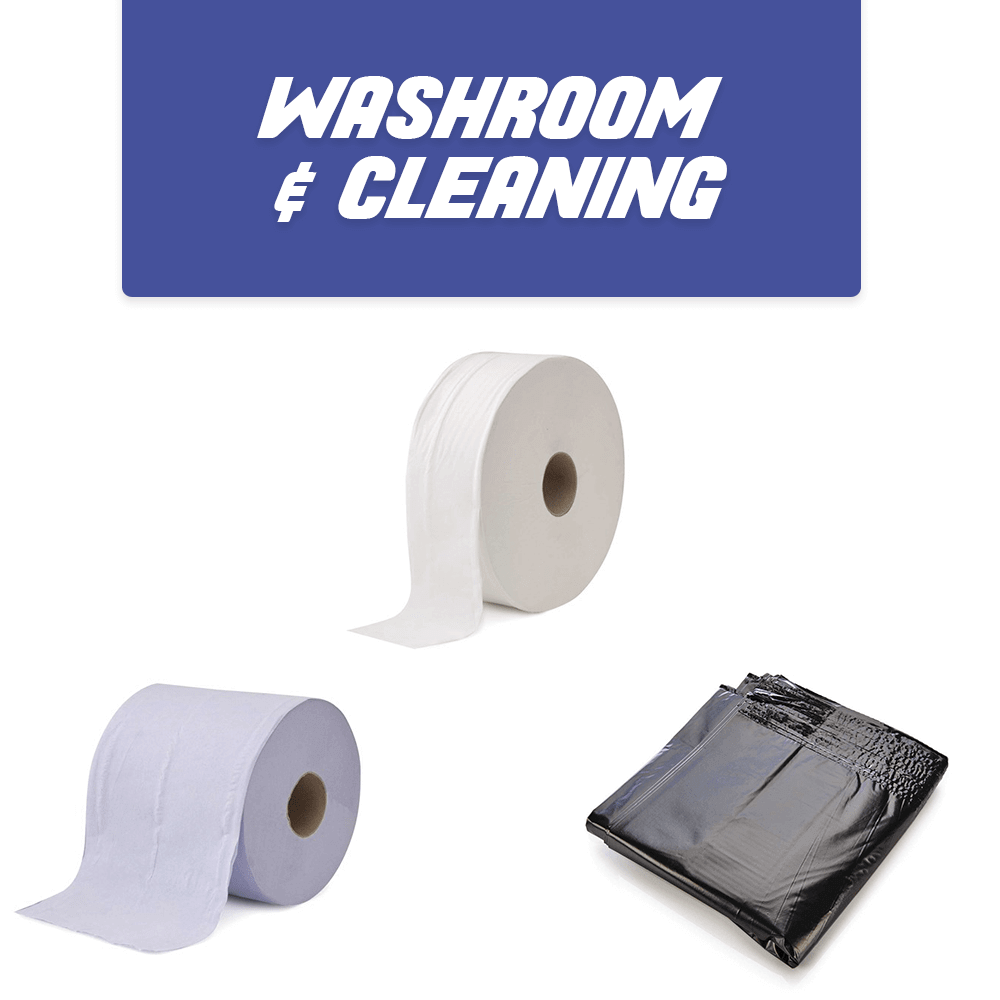 Wash Room & Cleaning Products